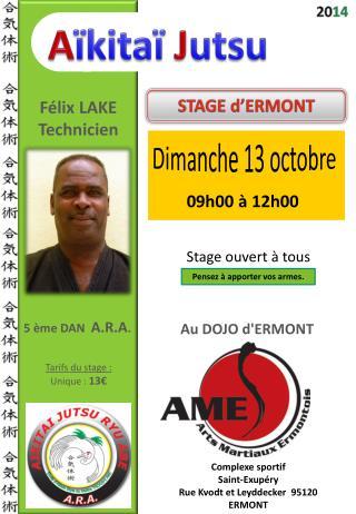 Complexe sportif  Saint-Exupéry  Rue Kvodt et Leyddecker  95120 ERMONT
