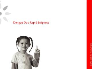 Dengue Duo Rapid Strip test