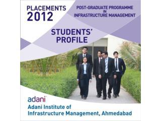PGPIM Placement Brochure Third Batch (2011 12)