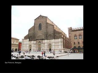 San Petronio, Bologna