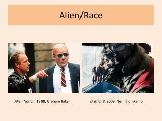 Alien/Race