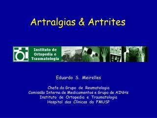 Artralgias & Artrites
