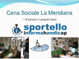 Cena Sociale La Meridiana