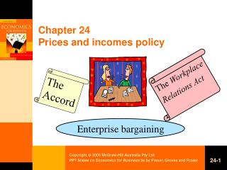 Chapter 24 Prices and incomes policy