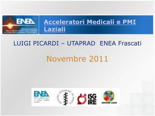 Acceleratori Medicali e PMI Laziali