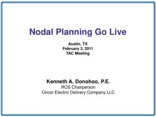 Field Planning Model