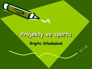 Projekty ve sportu
