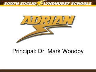 Principal: Dr. Mark Woodby