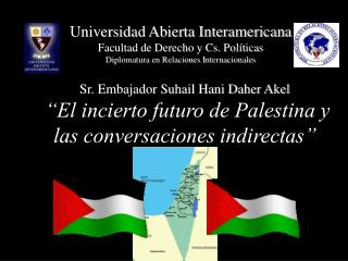 Diplomatura Palestina 2010