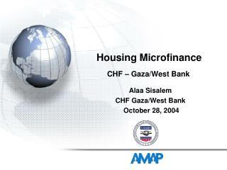 Housing Microfinance