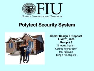 Polytect Security System