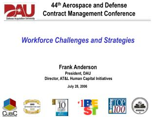 44 th  Aerospace and Defense Contract Management Conference