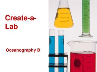 Create-a-Lab