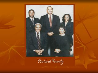 Pastoral Family