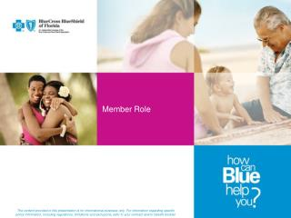 Member Role