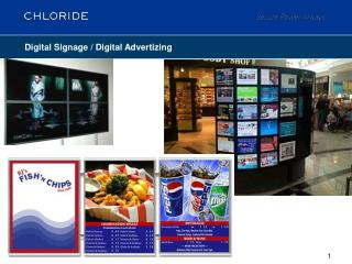 Digital Signage / Digital Advertizing
