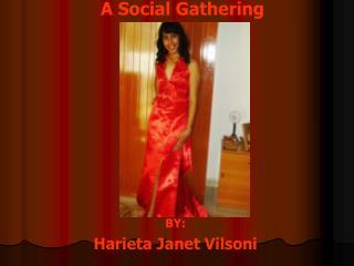 A Social Gathering
