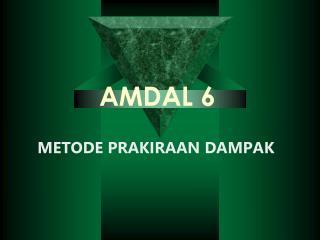 AMDAL 6