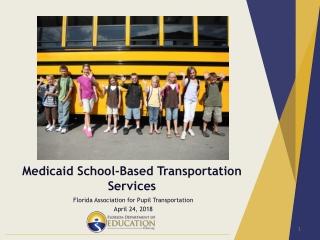 Medicaid and Schools Nursing Services