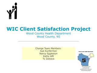 WIC Client Satisfaction Project Wood County Health Department Wood County, WI