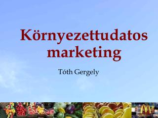Környezettudatos marketing