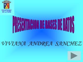 PRESENTACION DE BASES DE DATOS