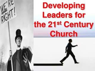 Being Church in the 21st Century