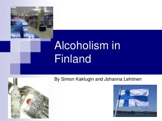 Alcoholism in Finland