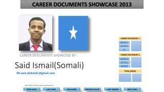 Said Ismail(Somali)