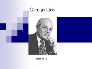 Osman Lins
