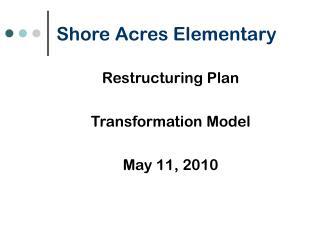 Shore Acres Elementary