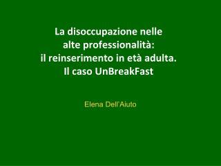 Elena Dell'Aiuto