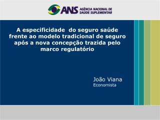 João Viana Economista