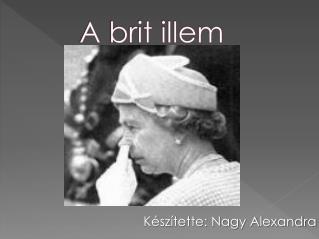 A  brit illem