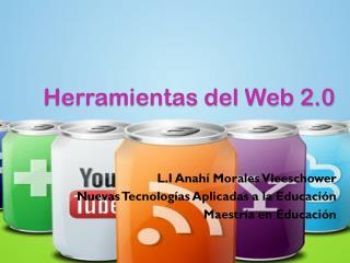 Herramientas del Web 2.0