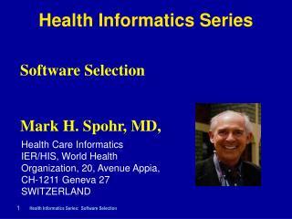 Health Informatics Series