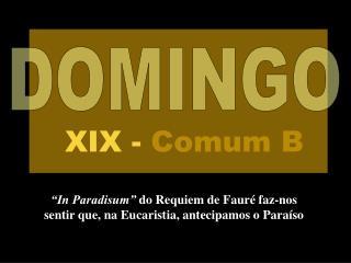DOMINGO
