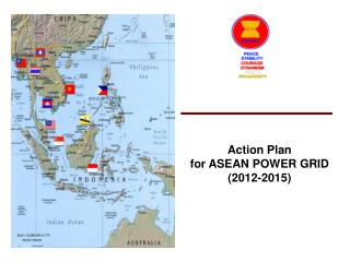 Action Plan  for ASEAN POWER GRID  (2012-2015)