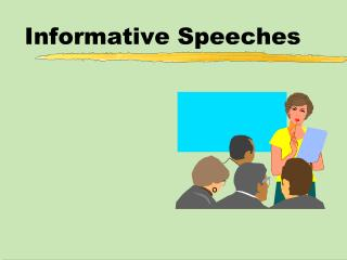 Informative Speeches