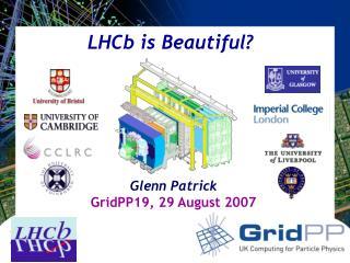 LHCb is Beautiful?