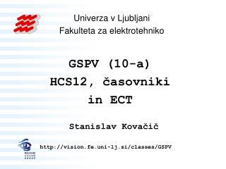 HCS12 in ETC