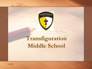 Transfiguration Middle School