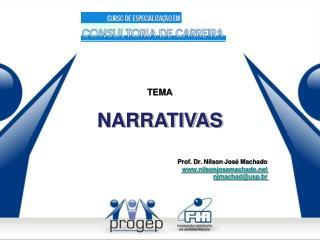 Prof. Dr.  Nílson  José Machado nilsonjosemachado njmachad@usp.br