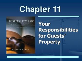 Your Responsibilities for Guests  Property