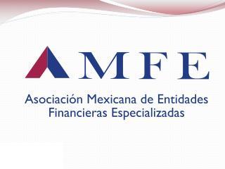 ENTIDADES FINANCIERAS AFILIADAS AMFE DICIEMBRE DE 2008