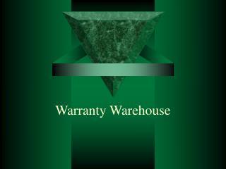 Warranty Warehouse