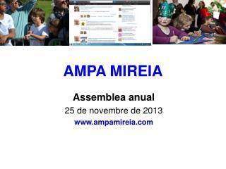 AMPA MIREIA