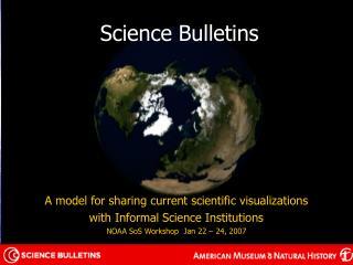 Science Bulletins