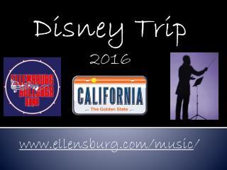Disney Trip 2016