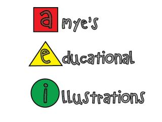 What is ' Amye's  Educational Illustrations?'